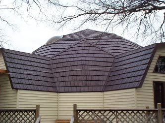 Lovely Stone Coated Roof Shake